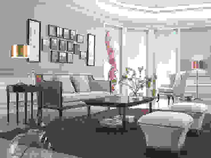 Гостиная Mestre Гостиная в классическом стиле от Fratelli Barri Классический