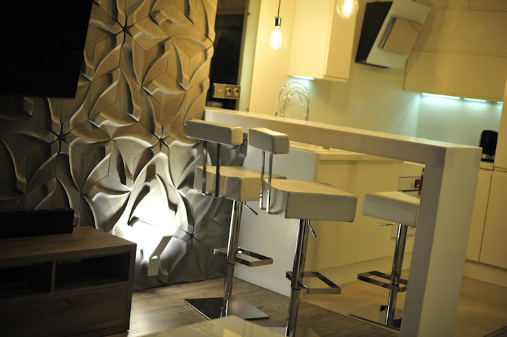 Cocinas de estilo moderno de k.halemska Moderno