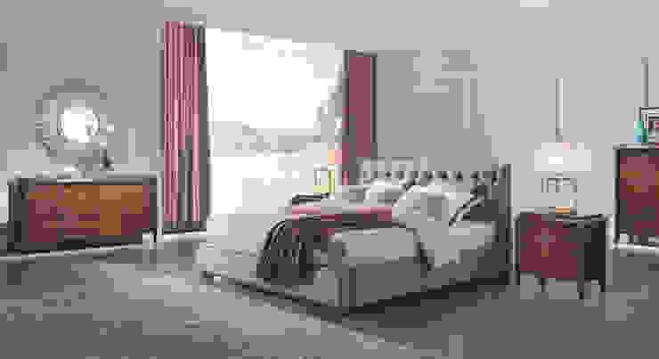 Спальня Mestre Спальня в классическом стиле от Fratelli Barri Классический
