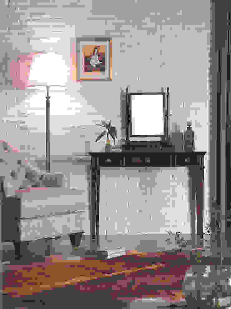 Прихожая Mestre Коридор, прихожая и лестница в классическом стиле от Fratelli Barri Классический