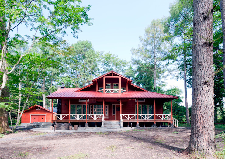 Casas rurales de 一粒社ヴォーリズ建築事務所 Rural
