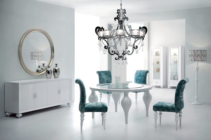 Classic style dining room by Fratelli Barri Classic