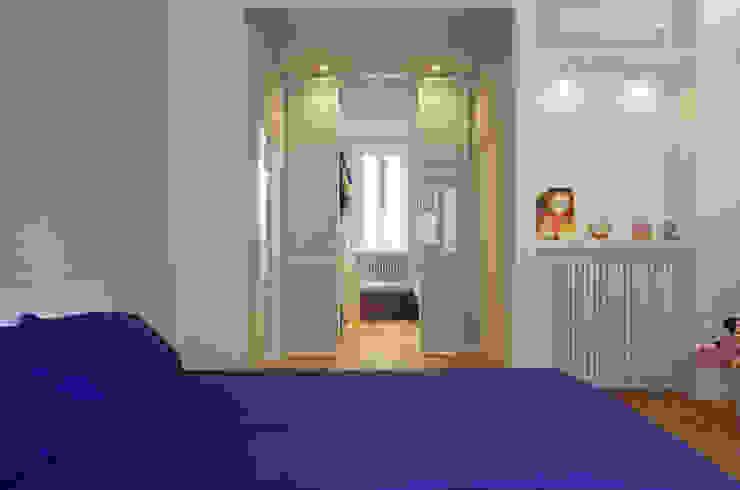 Casa A1 Camera da letto moderna di Studio Associato 3813 Moderno