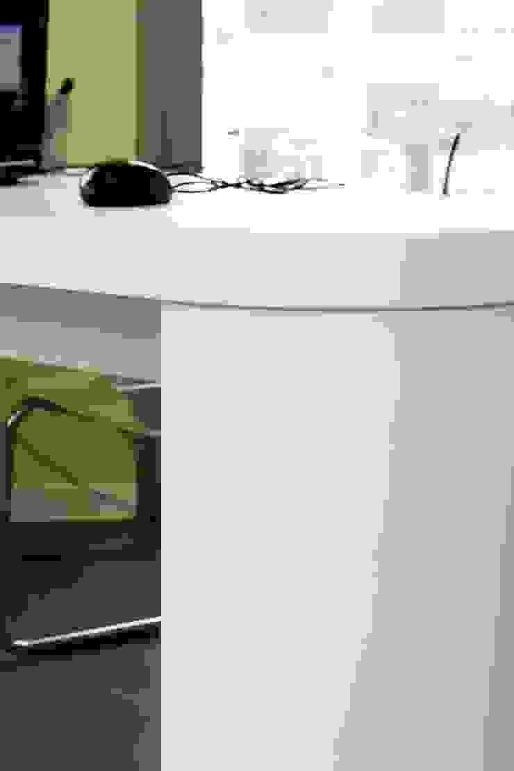 Agenzia immobiliare Negozi & Locali commerciali moderni di Albini Architettura Moderno