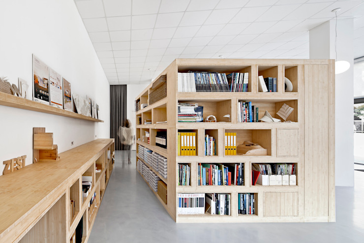 Study/office by ZEST Architecture ,