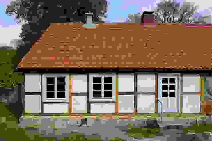 Casas rústicas de Gabriele Riesner Architektin Rústico