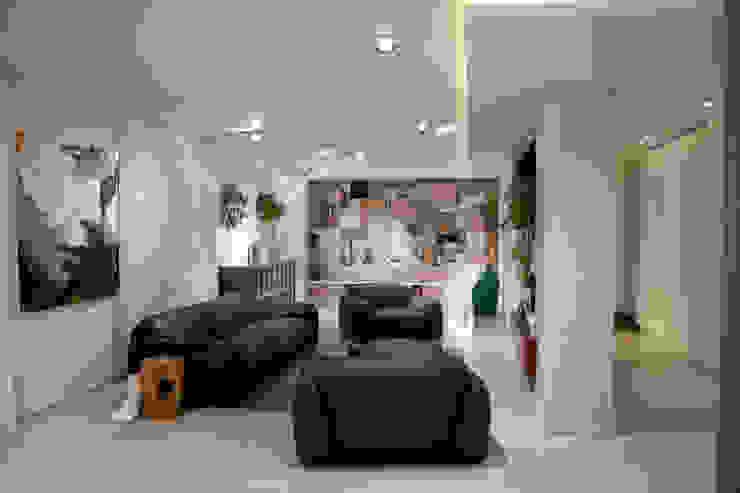 Residenza privata Case moderne di Galderisi architetto studio Moderno