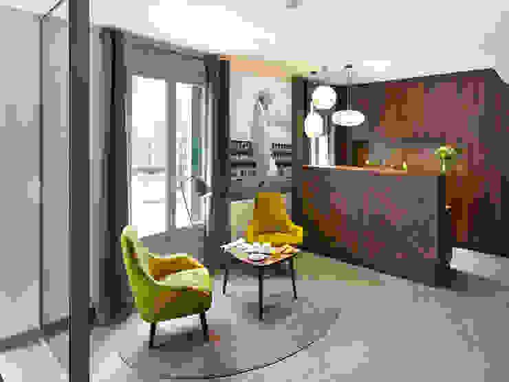 61 Paris Nation Hotel Hôtels originaux par Axel Schoenert architectes Éclectique