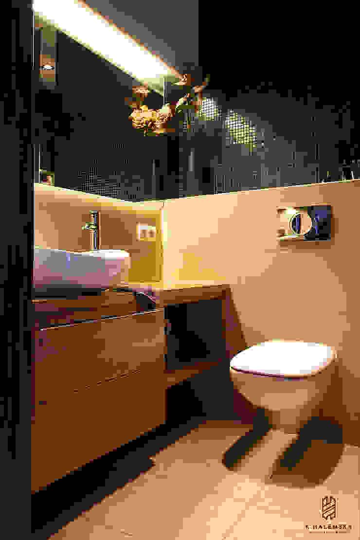 k.halemska Modern bathroom