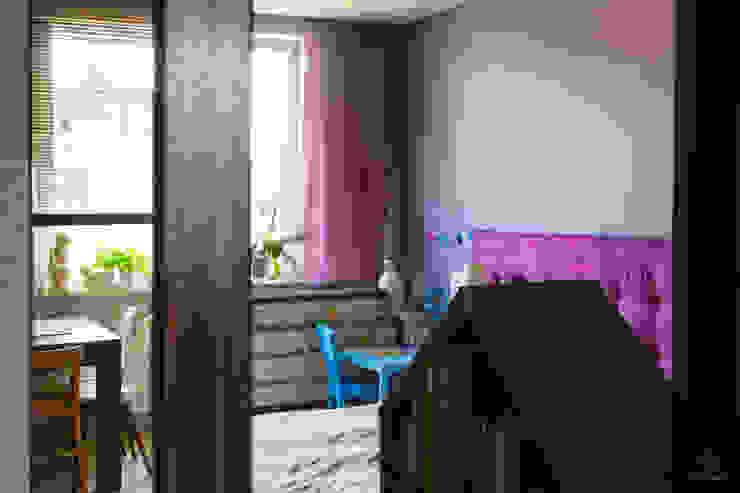 k.halemska Modern style bedroom