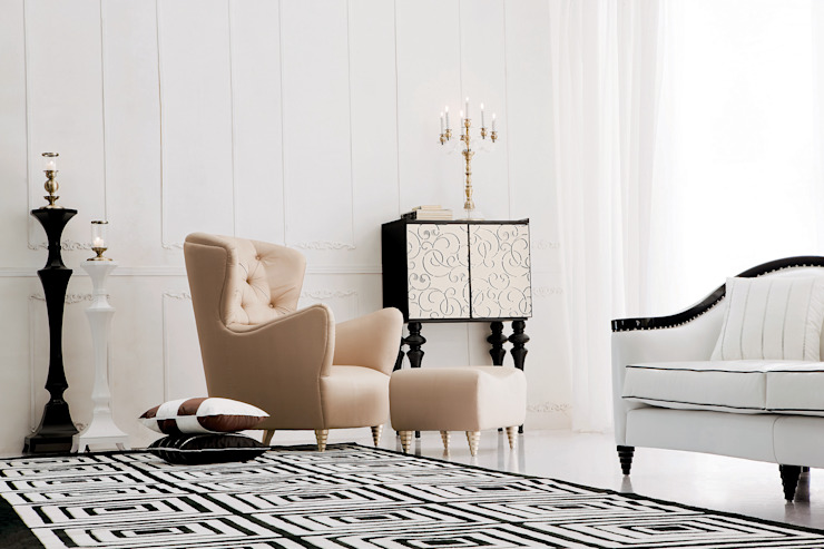 Classic style living room by Fratelli Barri Classic