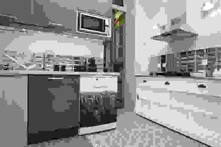 création de gites meublés de charme Cuisine moderne par delphine clarisse Moderne
