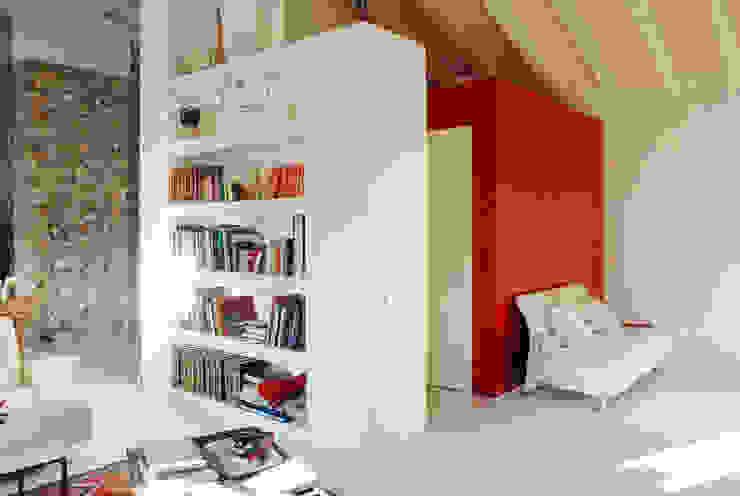 Casas de estilo  de PAOLA REBELLATO ARCHITETTO, Moderno