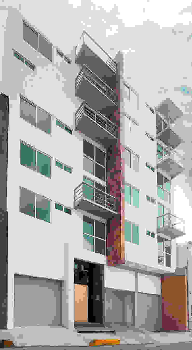 Quinta Ofelia 4 Casas modernas de RECON Arquitectura Moderno