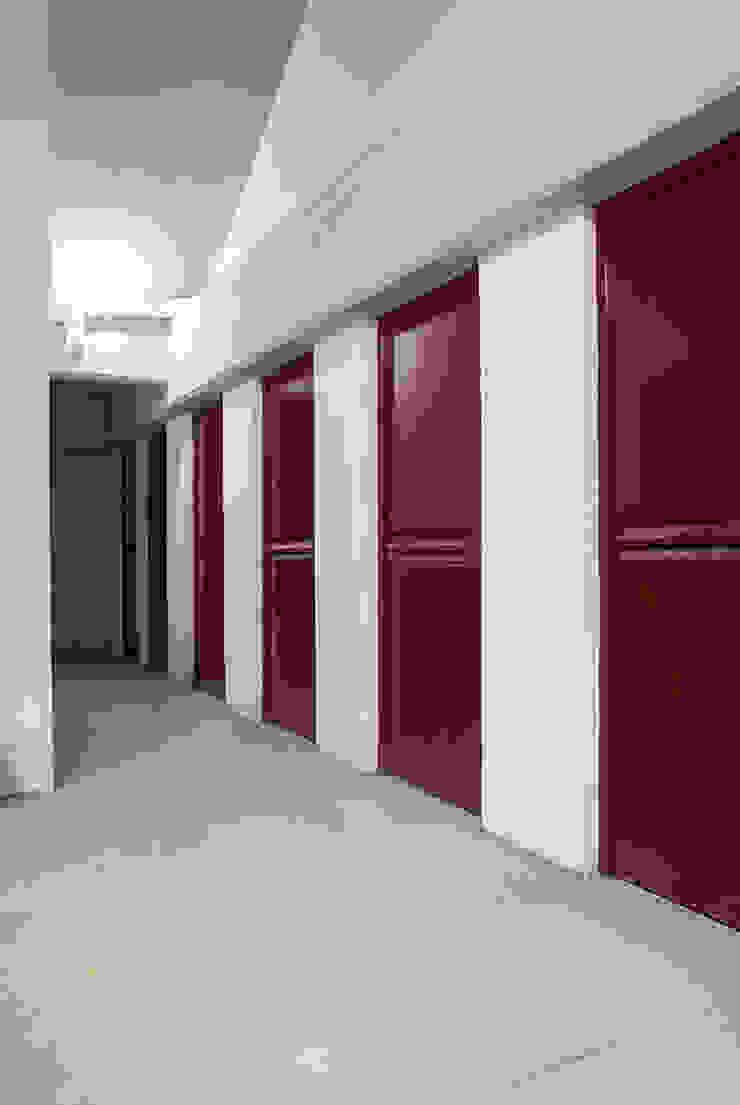 Area de bodegas en sótano Casas modernas de RECON Arquitectura Moderno