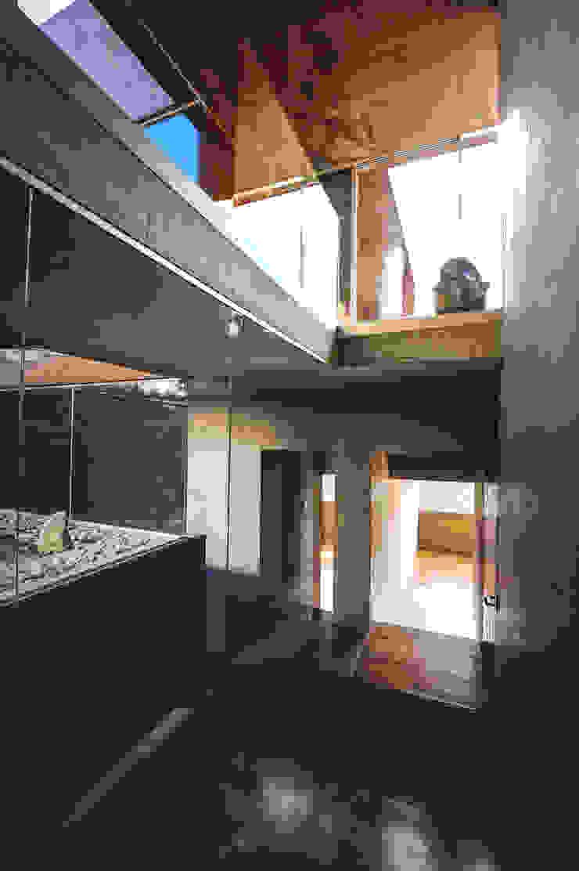 Narigua House Modern Koridor, Hol & Merdivenler P+0 Arquitectura Modern