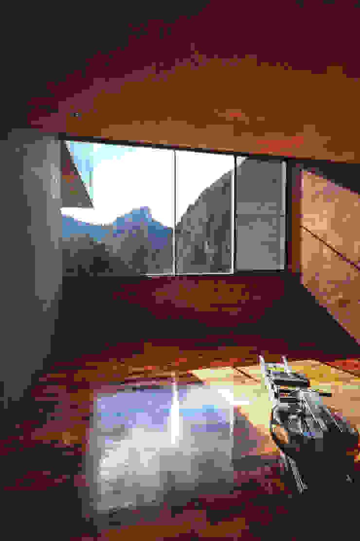 Narigua House Modern Fitness Odası P+0 Arquitectura Modern