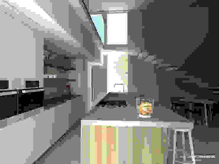 KITCHEN DESIGN Cucina minimalista di Studio Frasson Minimalista