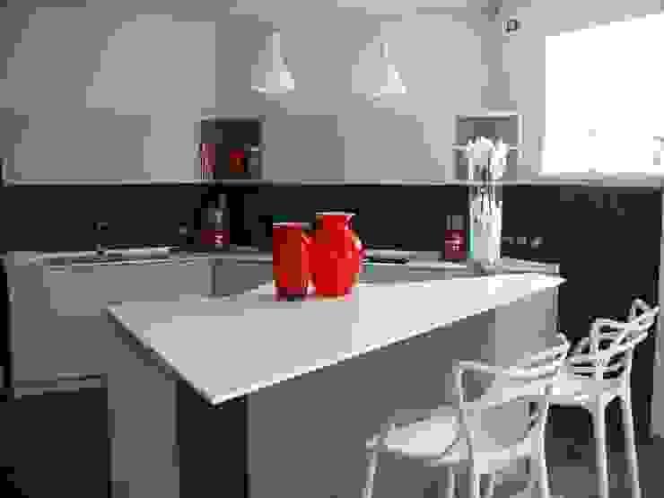 Moderne Küchen von Inarte Progetti di Lucio Mana Modern