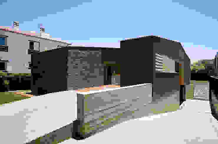 Vivienda unifamiliar Ca'Paco Casas de estilo moderno de equipo olivares Moderno