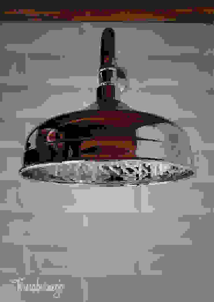 El baño de Víctor de Diseñadora de Interiores, Decoradora y Home Stager Rústico
