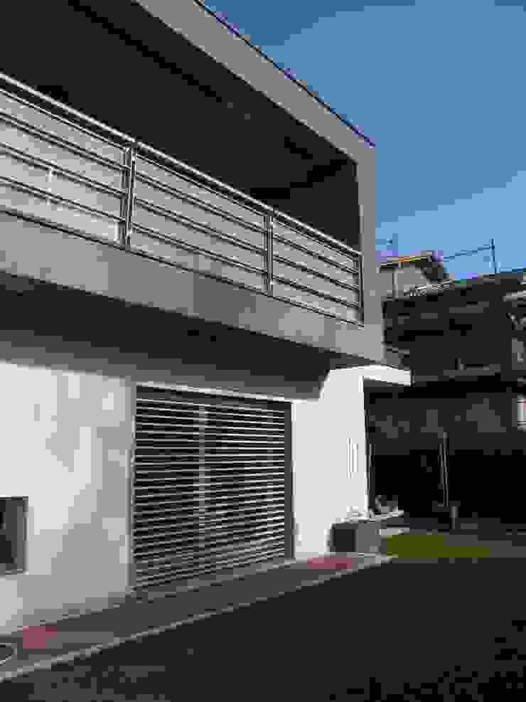 House S+C di Franzoni Studio Moderno