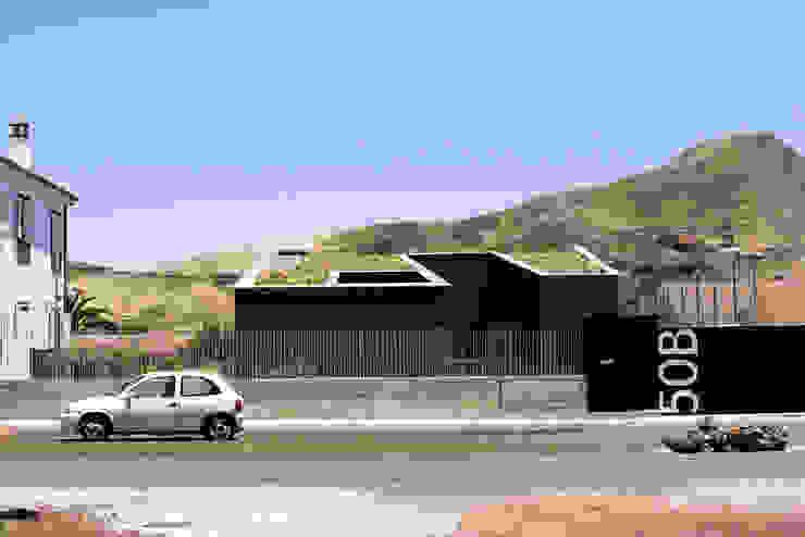 Vivienda unifamiliar Ca'Paco equipo olivares Casas de estilo moderno