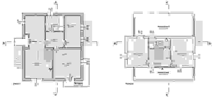 Ampliamento abitazione privata di Mog Architetti