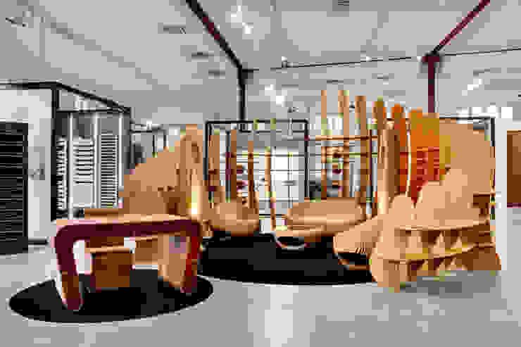 Recyclable Planet Allestimenti fieristici moderni di Giancarlo Zema Design Group Moderno