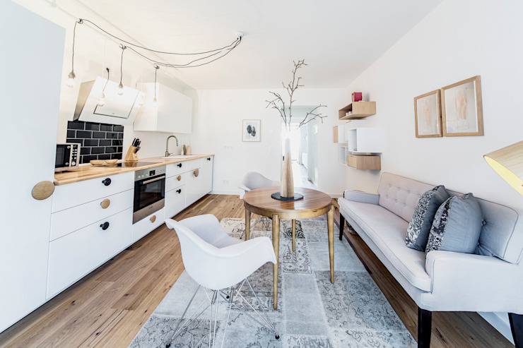Cuisine de style  par edit home staging,