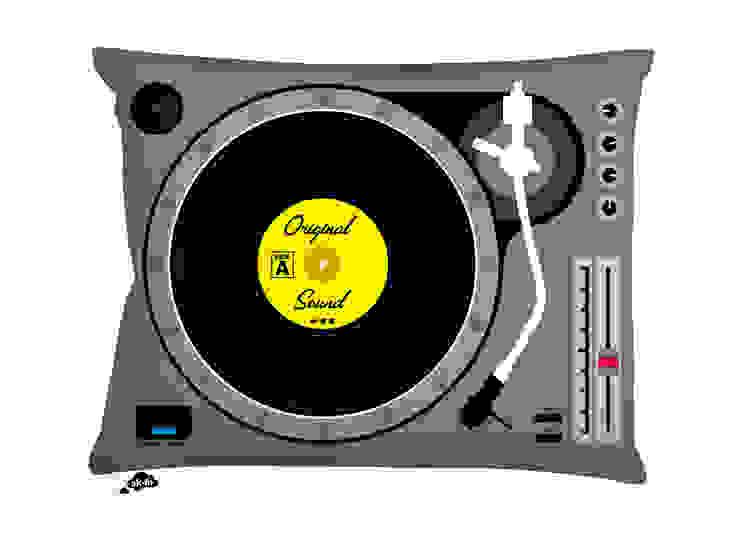 DJ Coussin par Ak-Lh