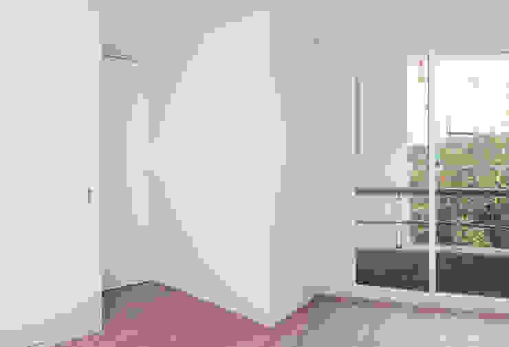 Vista balcón Casas modernas de RECON Arquitectura Moderno