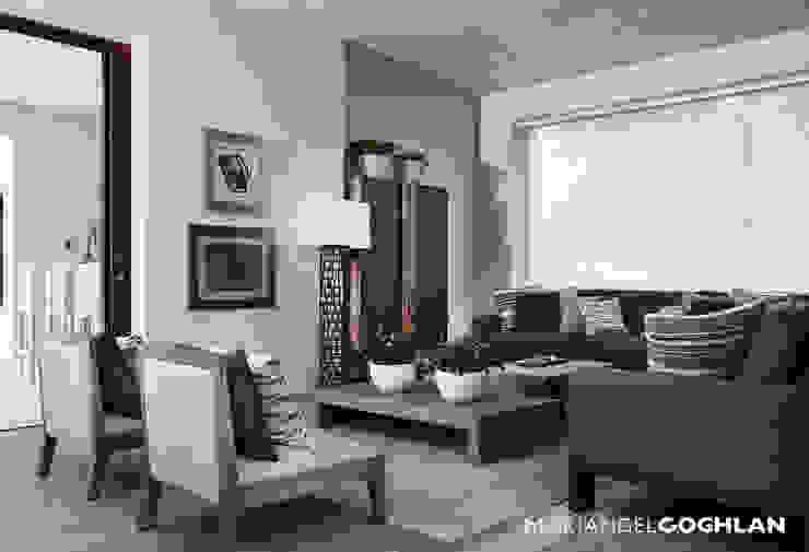 Moderne Wohnzimmer von MARIANGEL COGHLAN Modern