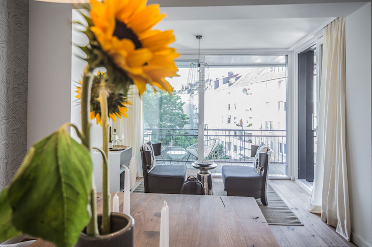 edit home staging Eclectic style conservatory