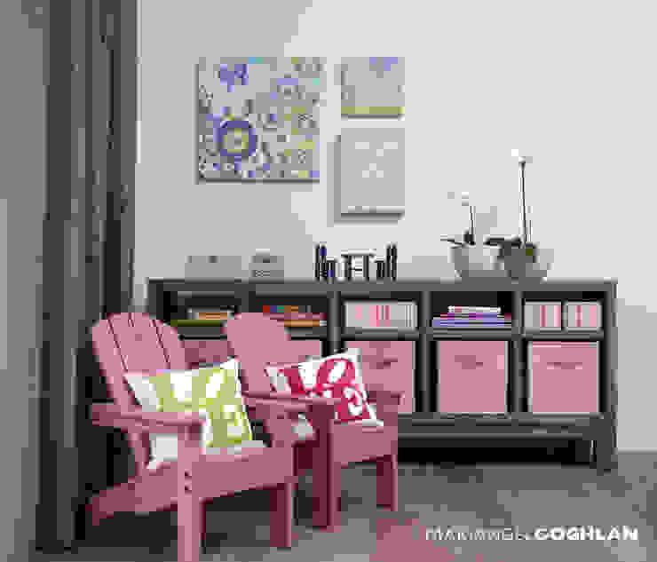 Chambre d'enfant de style  par MARIANGEL COGHLAN, Moderne