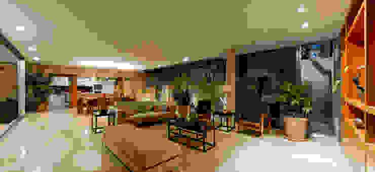 Montebello 332 Salones modernos de Jorge Bolio Arquitectura Moderno