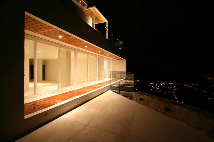 Alviento Apartments Modern Houses by BNKR Arquitectura Modern