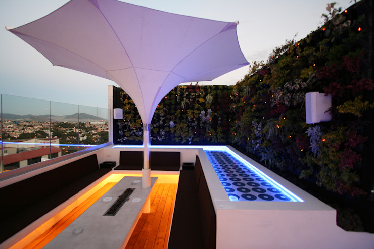 eclectic  by BNKR Arquitectura, Eclectic