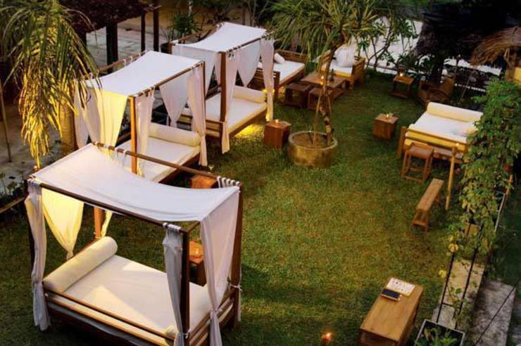 camas bali:  de estilo tropical de comprar en bali, Tropical