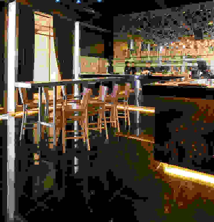 Hookah Lounge Satélite BNKR Arquitectura