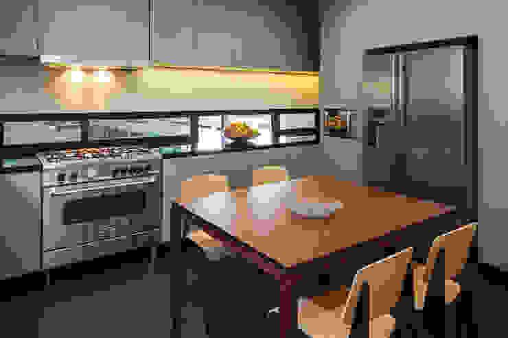 Planalto Cozinhas modernas por FCstudio Moderno