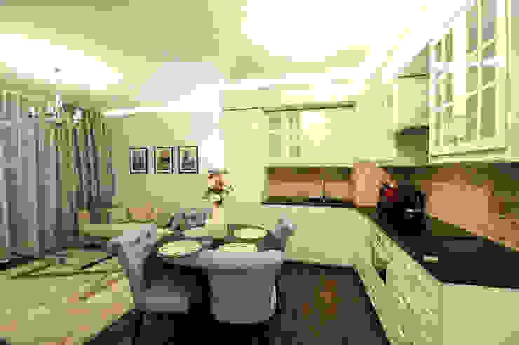 Apartament na Kazimierzu Klasyczna kuchnia od AgiDesign Klasyczny