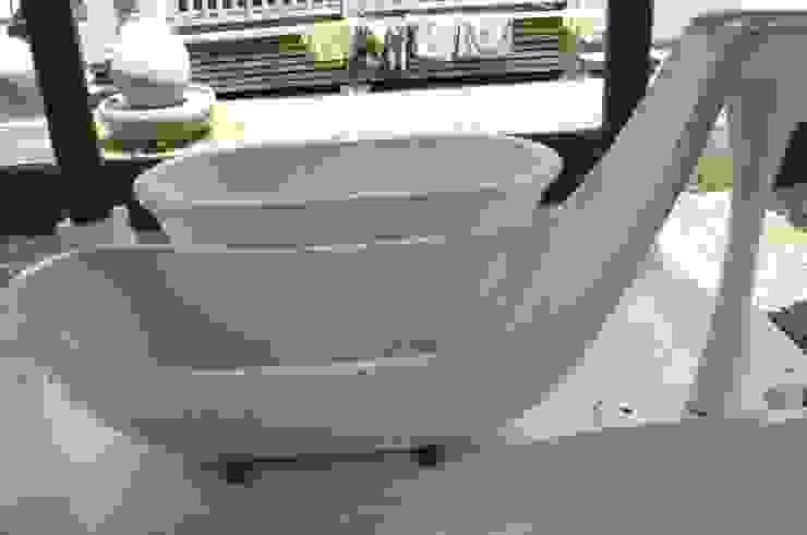 Bañera objecto de tacón :  de estilo tropical de comprar en bali, Tropical