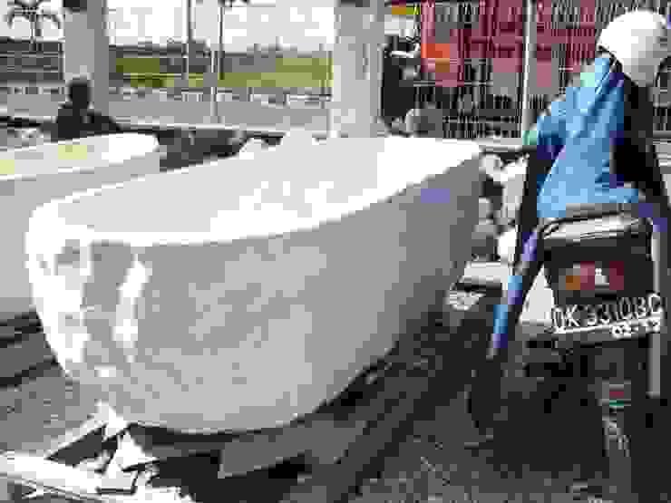 bañera de marmol :  de estilo tropical de comprar en bali, Tropical Mármol