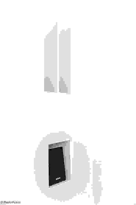 illumnizione di zero6studio - Studio Associato di Architettura Minimalista