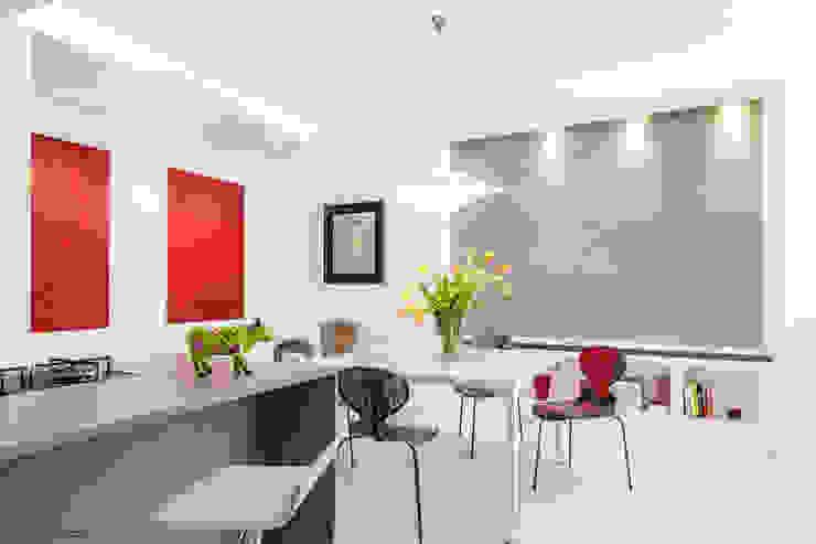 Modern Dining Room by zero6studio - Studio Associato di Architettura Modern