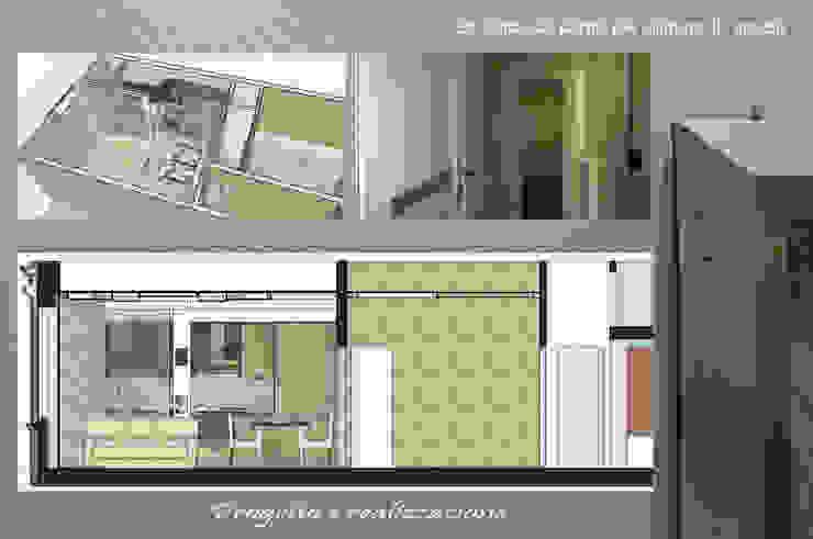 LUCE E FORMA Soggiorno moderno di GIOIA Biagio ARCHITETTO Moderno