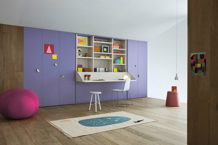 Nidi Nursery/kid's roomWardrobes & closets