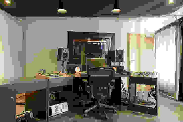 SoundCloud Office Espaços comerciais por Freelancer