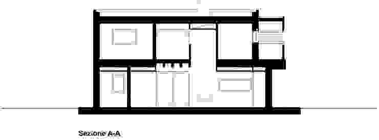 Casa DM di Mog Architetti Moderno